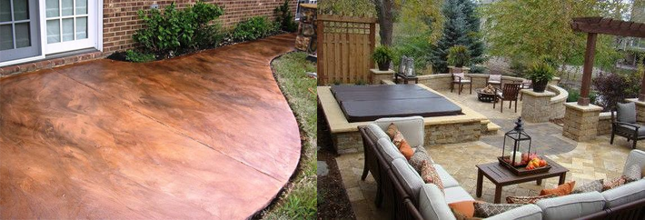 Defined lines in your garden space