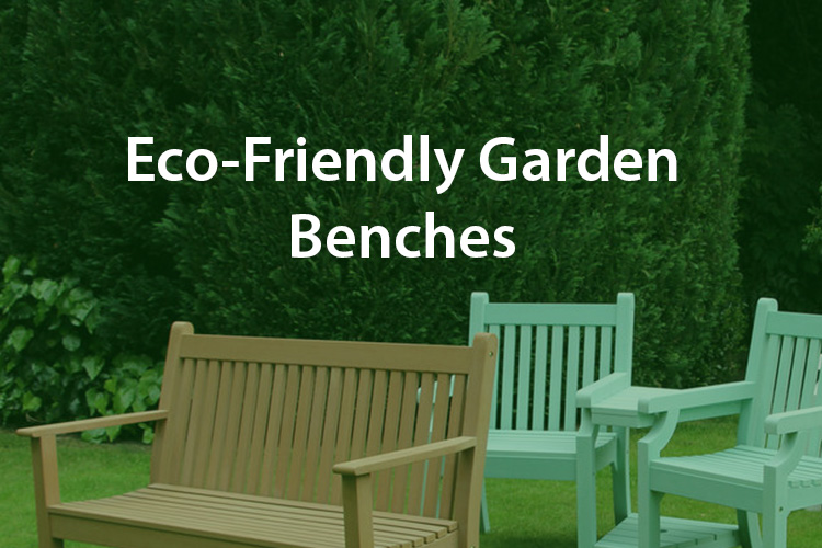 Fabulous How New Eco Friendly Garden Benches Help Plants And Bralicious Painted Fabric Chair Ideas Braliciousco